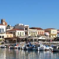 Egina, una isla al azar