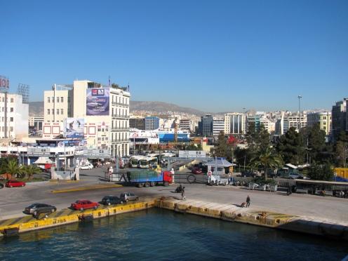 El Pireo, Grecia