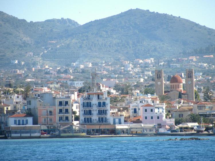Isla Egina, Grecia