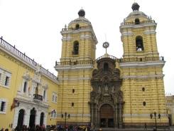 Iglesia y convento San Francisco