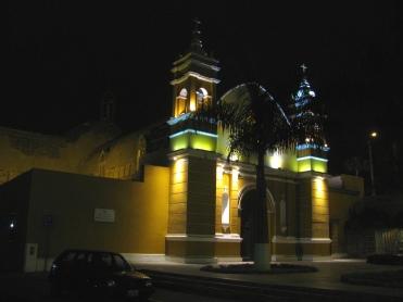 Capilla La Ermita
