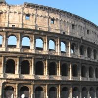 Dentro del Coliseo