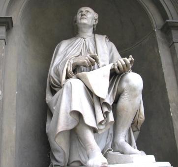 Estatua de Filippo Brunelleschi