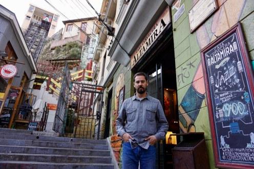 Rodrigo Morán, Casa Cervecera Altamira