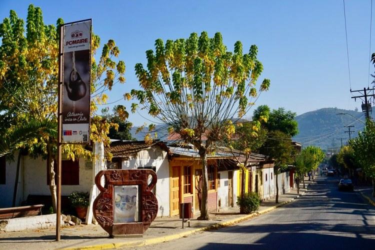 Pomaire, Chile