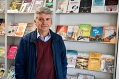 Ernesto Guajardo, editor y director de RiL editores Valparaíso.